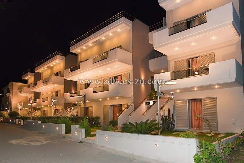 Квартиры в греции на курортных комплексах