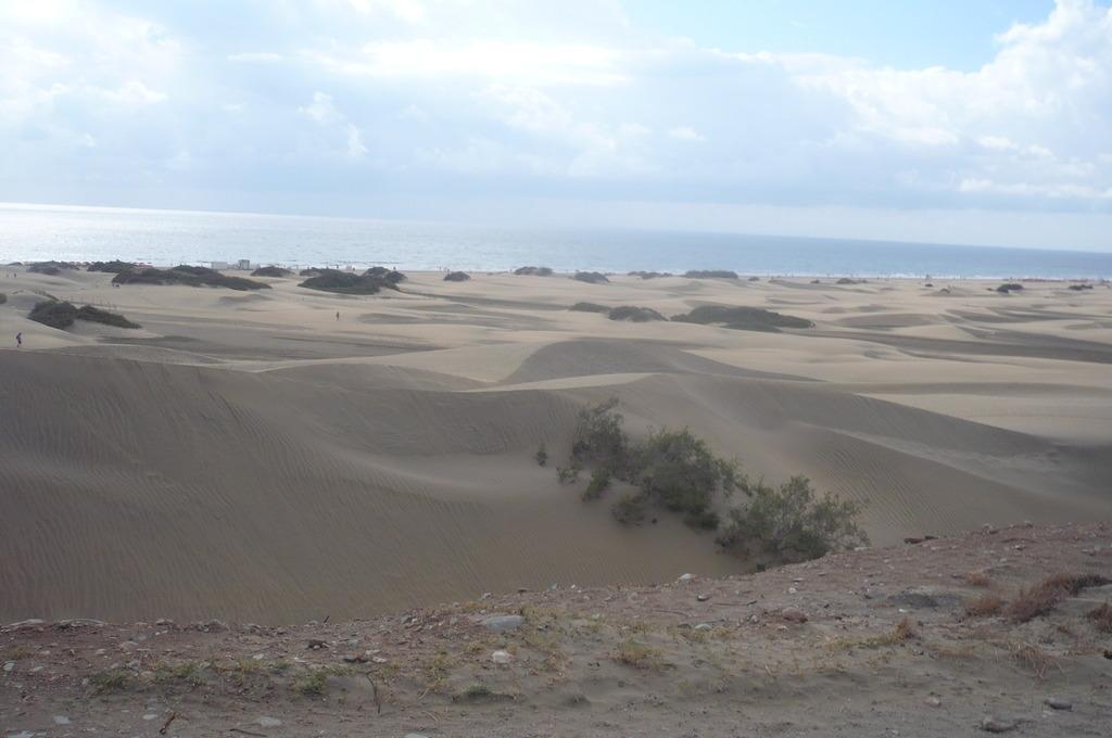 Пляж Маспаломас
