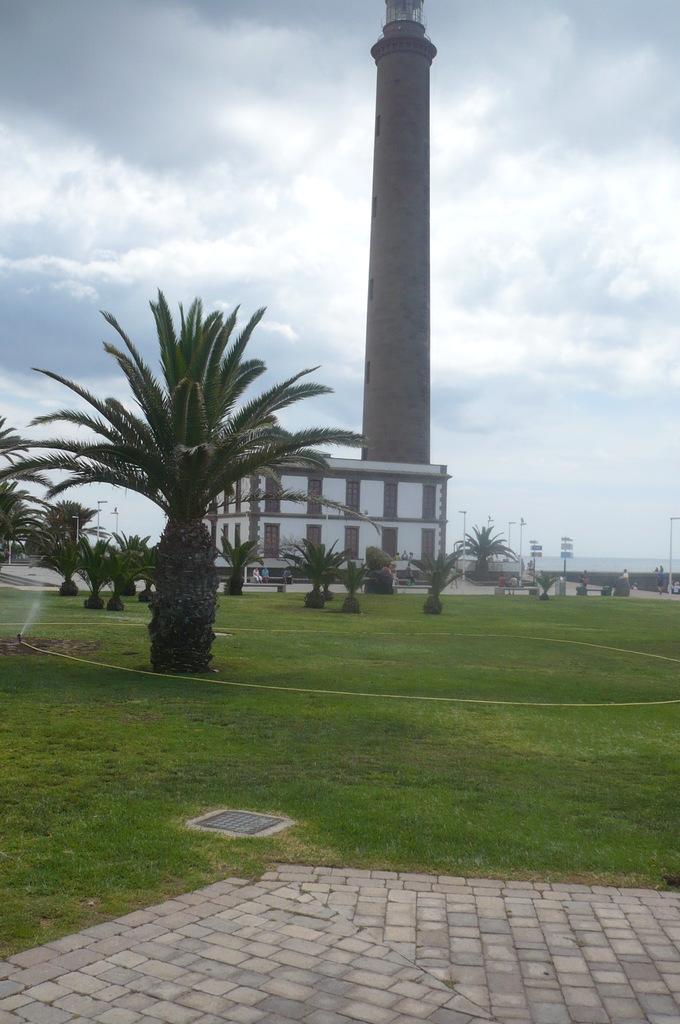 маяк Маспаломас