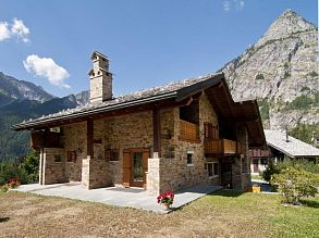 Открытая планировка маленького домика в Италии